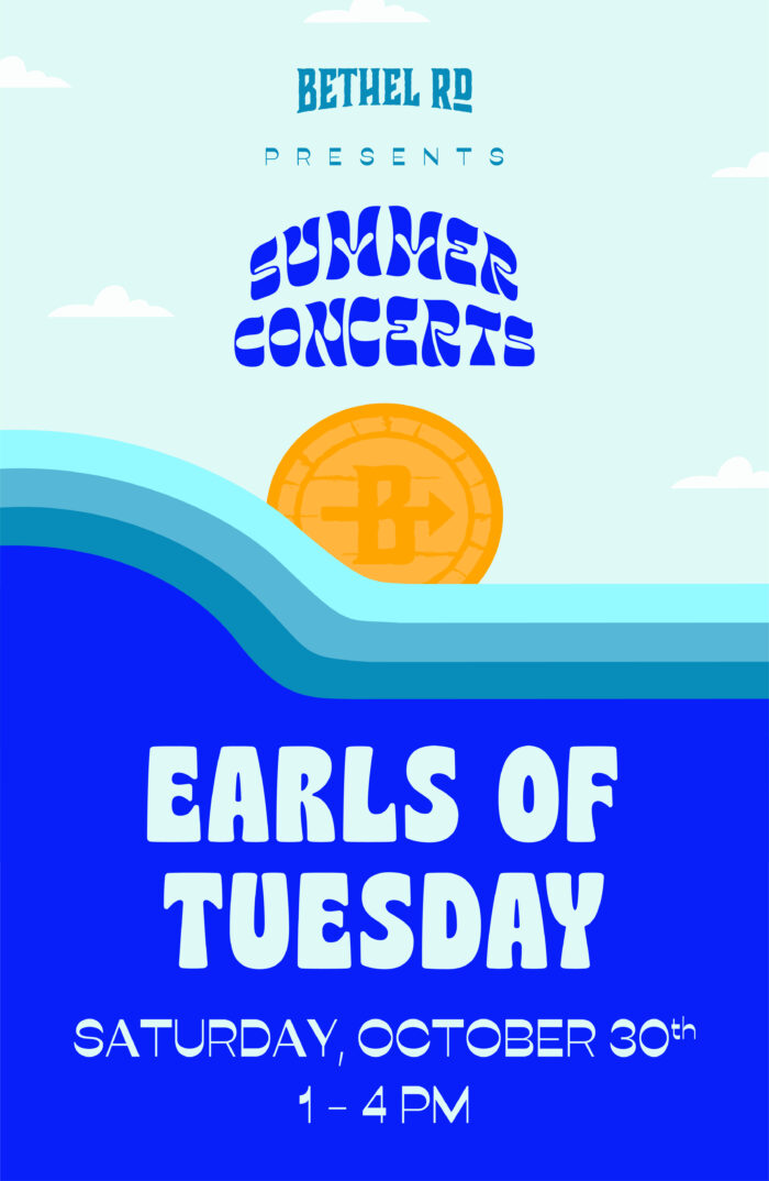 image for Bethel Rd. Summer Concerts : Earls of Tuesday