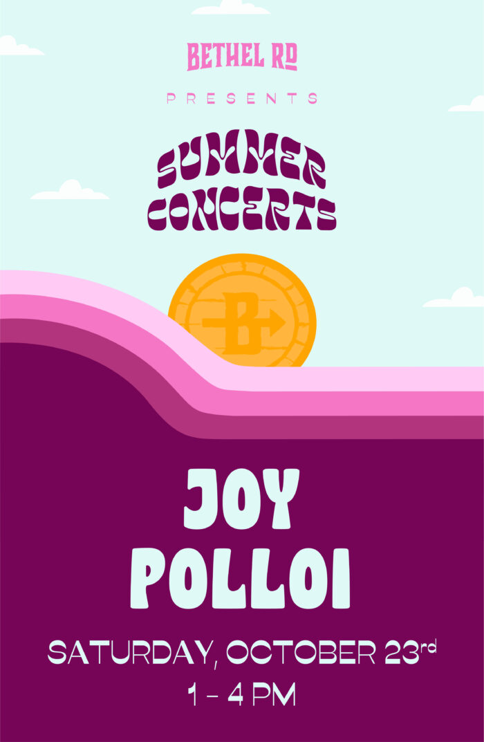 image for Bethel Rd. Fall Concerts : Joy Polloi