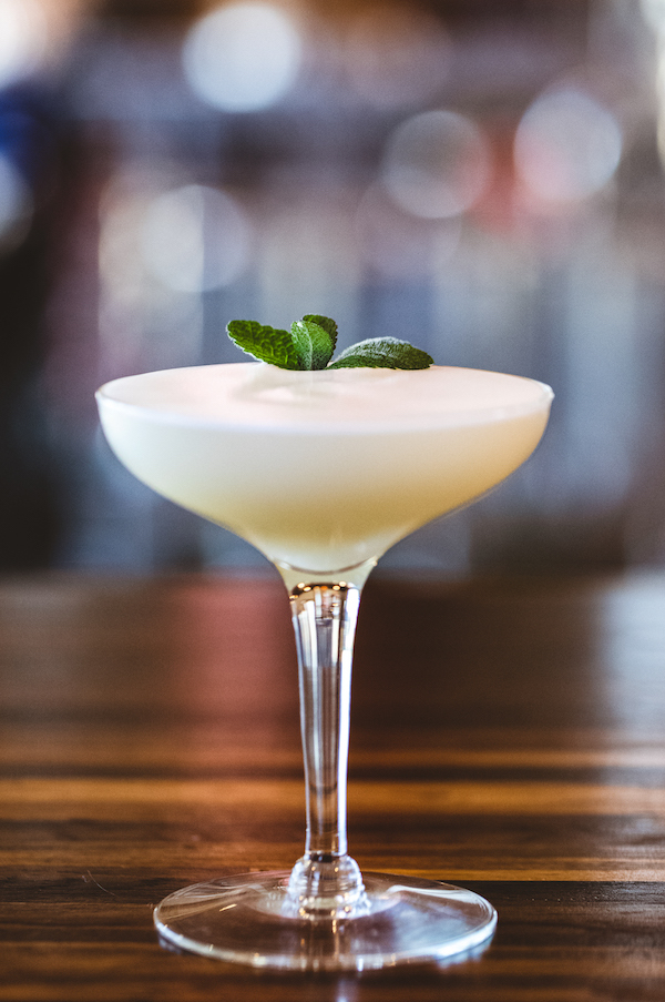 photo of Grappa Mint Sour