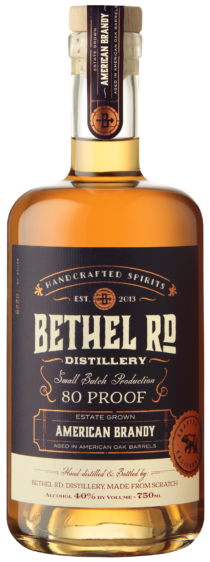Made with Bethel Road American Brandy
