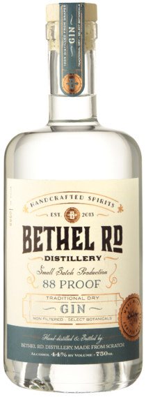 Made with Bethel Road House Gin