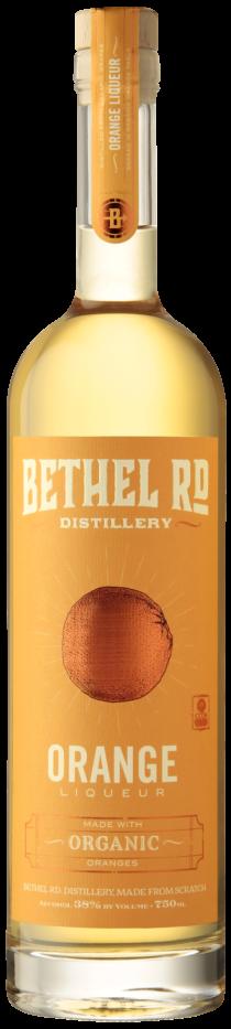 Made with Bethel Road Organic Orange Liqueur